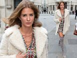 Millie Mackintosh pictured arriving at the Radio 1 studios\nFeaturing: Millie Mackintosh\nWhere: London, United Kingdom\nWhen: 23 Sep 2015\nCredit: Mario Mitsis/WENN.com