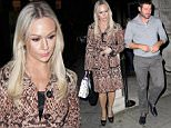 """Picture Shows: Kristina Rihanoff  September 22, 2015\n \n Celebrities and professional dancers from 'Strictly Come Dancing' at Mint Leaf restaurant to celebrate Kristina Rihanoff's Birthday in Suffolk, England. \n \n Kristina, who is celebrating her thirty-eighth birthday, recently confirmed that she and former rugby player Ben are in a committed relationship and described it as a """"work in progress"""".\n \n The couple were partnered together on 'Strictly Come Dancing' in 2013. Ben split from his wife Abby last year, with his relationship with Kristina rumoured to be a contributing factor in his marriage breakdown. \n \n Non Exclusive\n WORLDWIDE RIGHTS\n FameFlynet UK © 2015\n Tel : +44 (0)20 3551 5049\n Email : info@fameflynet.uk.com"""