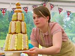 ****Ruckas Videograbs****  (01322) 861777 *IMPORTANT* Please credit BBC for this picture. 23/09/15 The Great British Bake Off  - 8pm BBC Grabs from the show tonight Office  (UK)  : 01322 861777 Mobile (UK)  : 07742 164 106 **IMPORTANT - PLEASE READ** The video grabs supplied by Ruckas Pictures always remain the copyright of the programme makers, we provide a service to purely capture and supply the images to the client, securing the copyright of the images will always remain the responsibility of the publisher at all times. Standard terms, conditions & minimum fees apply to our videograbs unless varied by agreement prior to publication.