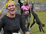 September 23, 2015: September 23, 2015\n \n Celebrities take part in the Tough Mums challenge for 'Good Morning Britain' in Winchester, UK.\n \n Non-Exclusive\n WORLDWIDE RIGHTS\n \n Pictures by : FameFlynet UK � 2015\n Tel : +44 (0)20 3551 5049\n Email : info@fameflynet.uk.com