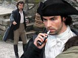 Aidan Turner filming Poldark in Cornwall, UK.  Pictured: Aidan Turner Ref: SPL1129468  220915   Picture by: Splash News  Splash News and Pictures Los Angeles: 310-821-2666 New York: 212-619-2666 London: 870-934-2666 photodesk@splashnews.com