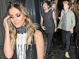 23 Sep 2015 - LONDON - UK  ONE DIRECTION BOYS AND LITTLE MIX PARTY TOGETHER AT MAHIKI NIGHTCLUB IN LONDON. FELLOW EX X FACTOR CONTESTANT OLLY MURS WAS ALSO PRESENT.  BYLINE MUST READ : XPOSUREPHOTOS.COM  ***UK CLIENTS - PICTURES CONTAINING CHILDREN PLEASE PIXELATE FACE PRIOR TO PUBLICATION ***  **UK CLIENTS MUST CALL PRIOR TO TV OR ONLINE USAGE PLEASE TELEPHONE   44 208 344 2007 **