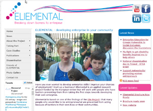 Screenshot of ELIEMENTAL