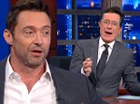 The Late Show With Stephen Colbert September 23, 2015\n¿The Late Show With Stephen Colbert¿ ¿ Actor Hugh Jackman joined fellow Australian Hugh Evans, the founder of Global Citizens to promote their Festival in NYC¿s Central Park this Saturday also Massachusetts Senator Elizabeth Warren and Pearl Jam performed as Stephen Colbert joined Eddie Vedder to sing  Neil Young¿s ¿Keep On Rocking In the Free World.\n
