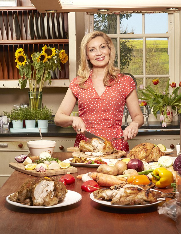 Alice Smellie has tried out seven recipes for cooking chicken to find out the chef's secrets