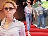 Mandatory Credit: Photo by Buzz Foto/REX Shutterstock (5158246a)\n Scarlett Johansson\n Scarlett Johansson out and about, New York, America - 23 Sep 2015\n \n