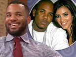 The Game questioned about once dating Kim Kardashian
