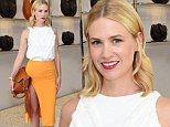BEVERLY HILLS, CA - SEPTEMBER 24:  Actress January Jones attends Joseph Altuzarra Luncheon hosted by Barneys New York, Zoe Saldana, and Petra Flannery at Barneys New York Beverly Hills on September 24, 2015 in Beverly Hills, California.  (Photo by Stefanie Keenan/Getty Images for Barneys New York)