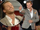 BOREHAMWOOD, ENGLAND - SEPTEMBER 24:  James Hill is crowned the winner of Celebrity Big Brother at Elstree Studios on September 24, 2015 in Borehamwood, England.  (Photo by Karwai Tang/WireImage)
