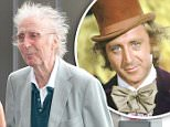 Celebrities at Day 14 of the US Open for the Men's Final in NYC.....Pictured: Gene Wilder..Ref: SPL1125220  130915  ..Picture by: Ron Asadorian / Splash News....Splash News and Pictures..Los Angeles: 310-821-2666..New York: 212-619-2666..London: 870-934-2666..photodesk@splashnews.com..