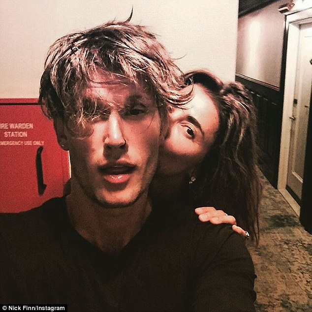 Crazy in love: According to Woman's Day, friends have confirmed their relationship and say that Jodhi is happy to flaunt the budding romance to show she's moved on from ex-fiancé Jon Stevens