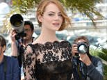 Emma Stone attending the Irrational Man photocall taking place during the 68th Festival de Cannes held at the Palais de Festival, Cannes, France. (Mandatory Credit: Doug Peters/EMPICS Entertainment)