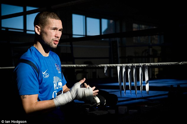 Boxer and lifelong Evertonian Bellew is delighted to have landed a major part in the new Rocky movie