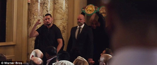 Cruiserweight boxer Bellew, whose record stands at 25 victories from 28 fights, will flex his acting muscles