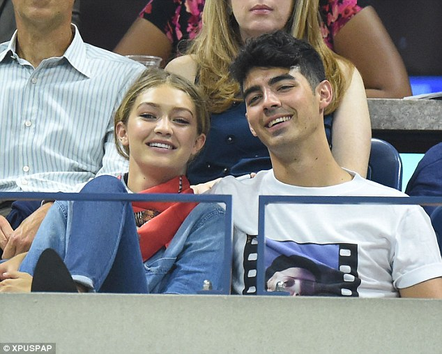 G.I. Joe: Gigi, 20 and Joe, 26, have been dating since around May this year after she split with Australian crooner Cody Simpson