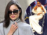EXCLUSIVE FAO DAILY MAIL ONLINE GBP 40 PER PICTURE\n Mandatory Credit: Photo by Startraks Photo/REX Shutterstock (5158295h)\n Olivia Culpo\n Olivia Culpo out and about, Los Angeles, America - 22 Sep 2015\n Olivia Culpo Rocking a Pair of Luxe Ugg Boots in La\n