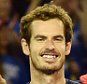 Great Britain V Australia  Davis Cup Day 3  Andy Murray Beats Bernard Tomic in Straight sets   winto  the match -  Dave Shopland/Daily Mail