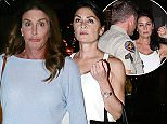 Please contact X17 before any use of these exclusive photos - x17@x17agency.com   Caitlyn Jenner goes to see Mission Impossible with with BFF/assistant, Rhonda Kamihara. It looks like she had some serious lip injections today. Is she going overboard with the plastic surgery? September 23, 2015 X17online.com