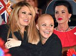 BOREHAMWOOD, ENGLAND - SEPTEMBER 24:  Jenna Jameson and Gail Porter attend the Celebrity Big Brother Final at Elstree Studios on September 24, 2015 in Borehamwood, England.  (Photo by Karwai Tang/WireImage)