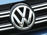 BERLIN, GERMANY - SEPTEMBER 22:  The logo of German carmaker Volkswagen is visible on the front of a Volkswagen car on September 22, 2015 in Berlin, Germany. Volkswagen CEO Martin Winterkorn apologized yesterday to consumers following allegations by the U.S. Environmental Protection Agency that the company had installed software into its diesel cars sold in the USA that manipulated emissions test results. Volkswagen share prices have plummeted by approximately 32% on the Frankfurt stock exchange since yesterday and the company faces a recall of at least 470,000 cars and up to USD 18 billion in fines.  (Photo by Sean Gallup/Getty Images)