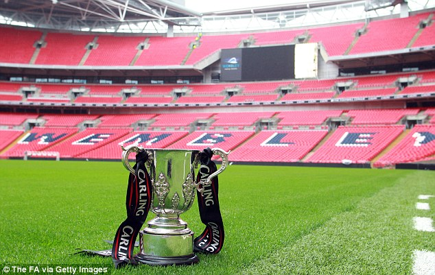 Up for the cup: Birmingham will chase Carling Cup glory at Wembley on Sunday