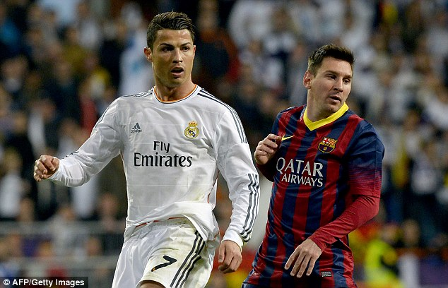 If that were to happen then that would mean no more  El Clasico matches vs Real Madrid and Cristiano Ronaldo