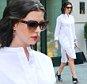Anne Hathaway spotted leaving her hotel in New York City\n\nPictured: Anne Hathaway\nRef: SPL1131314  190915  \nPicture by: Felipe Ramales / Splash News\n\nSplash News and Pictures\nLos Angeles: 310-821-2666\nNew York: 212-619-2666\nLondon: 870-934-2666\nphotodesk@splashnews.com\n