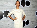 LOS ANGELES, CA - SEPTEMBER 24: Actress Zoe Saldana attends the VIP sneak peek of the go90 Social Entertainment Platform at the Wallis Annenberg Center for the Performing Arts on September 24, 2015 in Los Angeles, California.  (Photo by John Sciulli/Getty Images for go90)