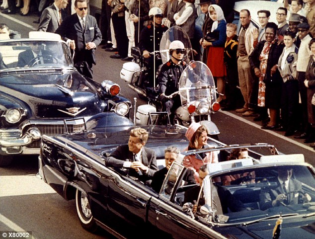 Iconic: November 22, 1993 will mark the 30th anniversary of the assassination of President John F. Kennedy