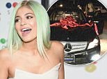 NEW YORK, NY - SEPTEMBER 16:  Kylie Jenner attends The  Grand Opening at Sugar Factory American Brasserie on September 16, 2015 in New York City.  (Photo by Dimitrios Kambouris/WireImage)