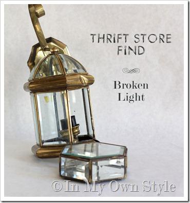 Thrift-Store-Light-fixture