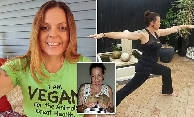 Corissa Macklin-Rice in the clear of cancer after a natural treatment plan