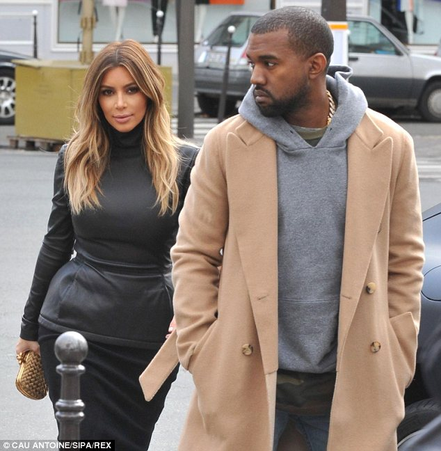 Moving on: It is unclear if the DA will press charges against Kanye but without a willing victim to speak out, the case would be harder to prove