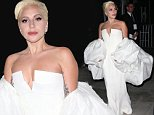LOS ANGELES, CA - SEPTEMBER 20:  Lady Gaga attends the 67th Primetime Emmy Awards Fox after party on September 20, 2015 in Los Angeles, California.  (Photo by Frederick M. Brown/Getty Images)