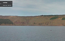 Has Google found the Loch Ness Monster?