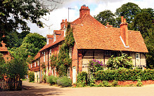 The best English villages