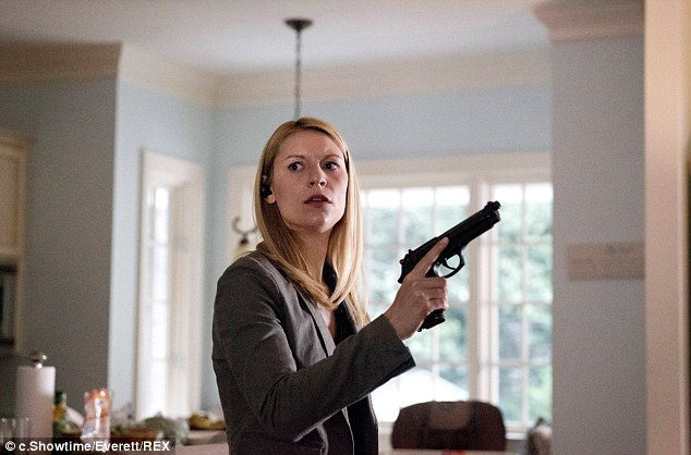 Not long left to go: Homeland returns to Showtime next month