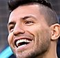 Manchester City FC via Press Association Images MINIMUM FEE 40GBP PER IMAGE - CONTACT PRESS ASSOCIATION IMAGES FOR FURTHER INFORMATION. Manchester City's Sergio Aguero
