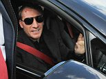 PICTURE BY CHRIS NEILL - 07930-353682 - BRENDAN ROGERS HAS TODAY GIVEN HIS FIRST PRESS CONFERENCE SINCE THE PENALTY SHOOT OUT AGAINST CARLISLE ON WEDNESDAY .....HE IS PICTURED LEAVING THE CLUBS MELWOOD TRAINING FACILITY ON FRIDAY AFTERNOON.....