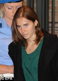 Knox and Sollecito returned to court in Perugia for their appeal in November 2010