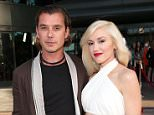 "Musician Gavin Rossdale and singer Gwen Stefani attend the LA premiere of ""The Bling Ring"" in Los Angeles, America.  Gwen Stefani and Gavin Rossdale have filed for divorce after more than 12 years of marriage. Los Angeles Superior Court spokeswoman Mary Hearn says Stefani filed her petition Monday, Aug. 3, 2015, and Rossdale filed a response shortly thereafter. Stefani cited irreconcilable differences for the breakup and both are seeking joint custody of their three children.   (Photo by Todd Williamson/Invision/AP, File)"