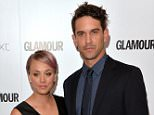 LONDON, ENGLAND - JUNE 02:  Kaley Cuoco Sweeting and Ryan Sweeting attend the Glamour Women Of The Year Awards at Berkeley Square Gardens on June 2, 2015 in London, England.  (Photo by Anthony Harvey/Getty Images)