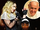 "Madonna continues her ""Rebel Heart Tour,"" bringing it to Philadelphia.\n\nPictured: Madonna\nRef: SPL1136571  240915  \nPicture by: Splash News\n\nSplash News and Pictures\nLos Angeles: 310-821-2666\nNew York: 212-619-2666\nLondon: 870-934-2666\nphotodesk@splashnews.com\n"