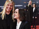 Ellen Page, Samantha Thomas attends 'Freeheld' premiere during 63rd San Sebastian International Film Festival  Ref: SPL1135899  240915   Picture by: Splash News  Splash News and Pictures Los Angeles: 310-821-2666 New York: 212-619-2666 London: 870-934-2666 photodesk@splashnews.com
