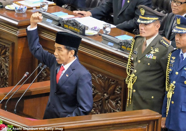 Joko Widodo, the president of Indonesia, is widely regarded as weak. He has ignored international pressure to cease executions of foreign drug convicts