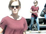 """Actress Emma Watson spotted on the set of """"The Circle"""" filming in Beverly Hills Ca.\nFeaturing: Emma Watson\nWhere: Beverly Hills, California, United States\nWhen: 25 Sep 2015\nCredit: Cousart/JFXimages/WENN.com"""