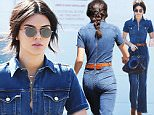 September 25th, Kendall Jenner was spotted leaving studio looking stylish. Mandatory creditt: Mariotto/lazic INFphoto.com Ref.: infusla-244