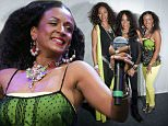 sister sledge at the Rewind South 80s Festival at Temple Island Meadows on August 17th, 2014 in Henley-on-Thames, United Kingdom    Photo by Brian Jordan
