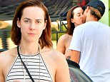 EXCLUSIVE: Jena Malone and her new boyfriend Ethan Delorenzo share a sweet kiss after breakfast in Los Angeles. Jenna and her boyfriend were seen leaving breakfast at a local eatery, Kitchen Mouse, and her boyfriend walked her to her car before heading to his own. \nJenna and her boyfriend wore matching Birkenstocks and Jenna wore high waisted jeans and no make up.\n\nPictured: Jena  Malone and Ethan Delorenzo\nRef: SPL1135420  240915   EXCLUSIVE\nPicture by: Fern / Splash News\n\nSplash News and Pictures\nLos Angeles: 310-821-2666\nNew York: 212-619-2666\nLondon: 870-934-2666\nphotodesk@splashnews.com\n