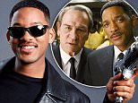 No Merchandising. Editorial Use Only. No Book Cover Usage.. Mandatory Credit: Photo by Columbia/Everett/REX Shutterstock (403400y).. Will Smith - 2002.. MEN IN BLACK 2.. ..